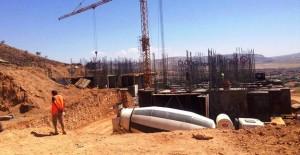 TOKİ Nevşehir Avanos Konutları'nda 12 binanın temeli atıldı!