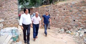 Osmangazi Belediyesi Mollafenari'de hizmet seferberliğine başladı!