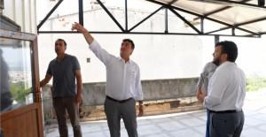 Osmangazi Belediyesi Hamzabey Mahallesi'ne modern yurt inşa ediyor!