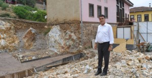 Osmangazi Somuncu Baba Evinde restorasyon devam ediyor!