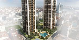 Panorama Pavli projesi İstanbul Pendik'te yükseliyor!