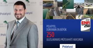 Polatyol, dünya müteahhitlik listesinde 239'uncu sırada!