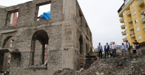 Reşat Kasap, Yeniköy Mahallesi Kentsel Dönüşüm alanında taşınma işlemlerini inceledi!