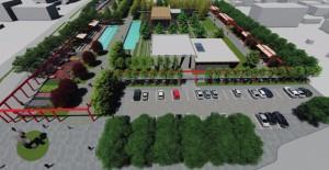 Sakarya Hendek'te yeni yaşam alanı inşa ediliyor!