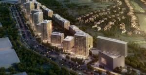 Selenium markalı MidtownSeleniumby Deyaar Dubai City'de inşa ediliyor!