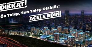 Sinpaş Yapı'dan Anadolu Yakası'na yeni proje; Sinpaş Finans Şehir projesi