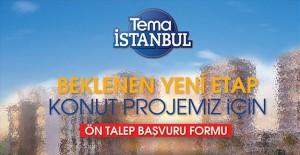Tema İstanbul 2. etap iletişim!