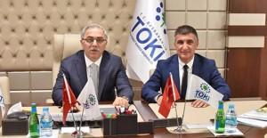 TOKİ Sefaköy arsasında imzalar atıldı!