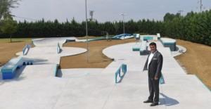 Türkye'nin ilk olimpik kaykay parkı Osmangazi'de açılıyor!