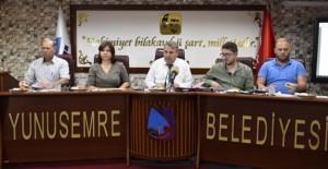 'Yunusemre kentsel dönüşüm çalışmalarında son aşamaya geldi'!