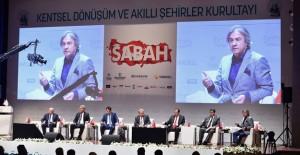 3. Kentsel Dönüşüm veAkıllı ŞehirlerKurultayı, bugün İzmir'de gerçekleşecek!