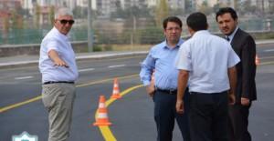 Aksaray TOKİ-Akin yolu ulaşıma açıldı!