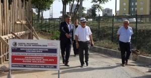 Başkan Öz, Kartal'da devam eden altyapı projelerini yerinde inceledi!