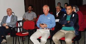 Beylikdüzü Belediyesi'nin düzenlediği afet seminerinde deprem konuşuldu!