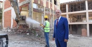 Bursa Belediyesi Demirtaşpaşa'da 9 binayı kamulaştırdı!