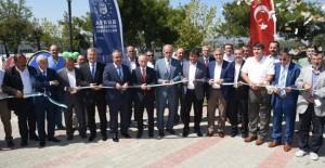 Bursa Minareliçavuş kentsel tasarım projesinin çalışmaları tamamlandı!