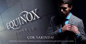 Çayyolu'na yeni proje; Equinox Çayyolu projesi