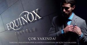 Equinox Çayyolu projesi geliyor!