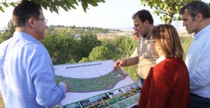 Gaziantep Livas Botanik Bahçesi, Yamaçtepe'ye yapılıyor!