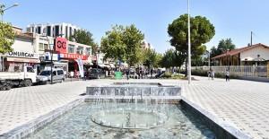 İzmir Çiğli Kasaplar Meydanı yeniden düzenlendi!