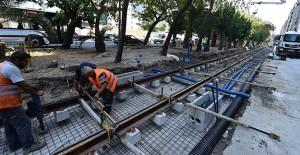 İzmir Konak Tramvayı'nda Şair Eşref Bulvarı ile Gazi Bulvarı birleşiyor!