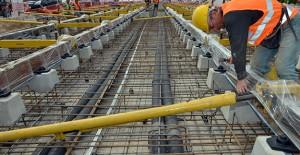 Konak Tramvayı Halkapınar Geçiş Köprüsü çalışmaları başlıyor!