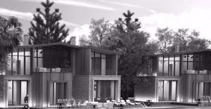 Kuzu Holding'den yeni proje; The Village Urla projesi
