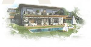 Mesa Yeşilyaka Su projesi Büyükçekmece'de yükselecek!