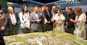 Özhaseki, Cityscape Global 2017'de incelemelerde bulundu!