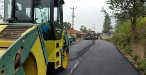 Trabzon Belediyesi bu yıl asfalt rekorunu kırdı!