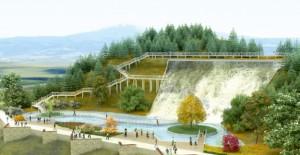 Trabzon Botanik'te yapım çalışmaları devam ediyor!