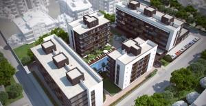 Zeytinpark Rezidans Antalya projesi Antalya'da yükselecek!