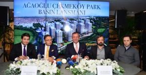 Ağaoğlu Çekmeköy Park'ın lansmanını gerçekleştirdi!