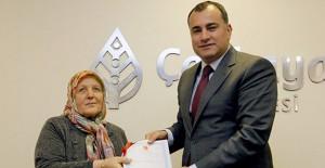 Ankara'da 374 hak sahibi tapusunu almaya hak kazandı!