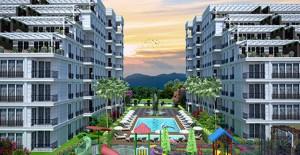 Antalya Gold Residence Masa 1 ve 2 projeleri inşaatına başlandı!