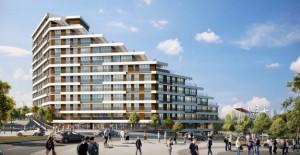 Bahçeşehir'e yeni proje; 3. İstanbul Grand Rezidans