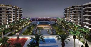Deluxe Antalya projesi Satış Ofisi!