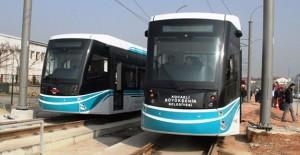 İzmit tramvay hattında 2. etap başlıyor!