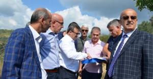 İznik'te dev baraj için çalışma süreci başladı!