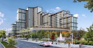 Makyol Santral Residence ve AVM satışa çıktı!