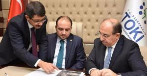 Manisa Şehzadeler kentsel dönüşüm projesinde ön protokol imzalandı!