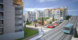 Atış Yapı'dan Osmangazi'ye yeni proje; Maviden City