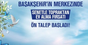 Başakşehir'e yeni proje; Başakcity Boutique