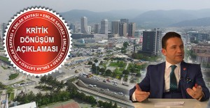 Bursa Büyükşehir Belediyesi'nden Kritik Kentsel Dönüşüm Açıklaması!