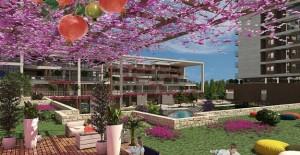 EYG Grup'tan yeni proje; Narlı Bahçe Evleri