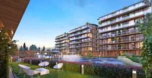 Fenix 84 Antalya projesi Muratpaşa'da yükseliyor!