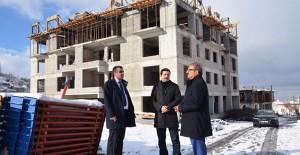 Kayseri Hacılar kentsel dönüşüm projesi çalışmaları devam ediyor!