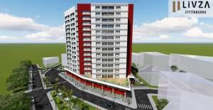 Livza Zeytinburnu projesi daire fiyatları!