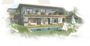 Mesa Yeşilyaka Su projesi daire fiyatları!