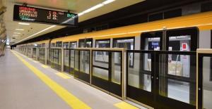 'Ümraniye-Çekmeköy metro hattı 1 aya tamamlanacak'!